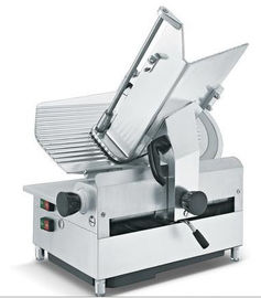 Automatic Food Processing Peralatan Top Counter Daging Slicer Stainless Steel Pisau