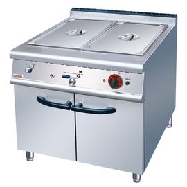 JUSTA Stainless Steel Kitchen Equipments 10L Electric Bain Marie Dengan Kabinet